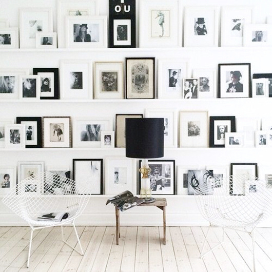 winter white. / sfgirlbybay #interior #design #decor #deco #decoration