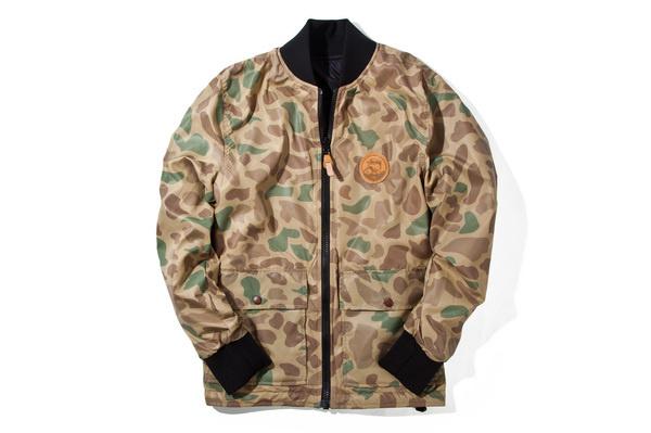 Stussy 2012 Fall/Winter Northern Reversible Jacket | Hypebeast #fashion #mens #jacket #stussy