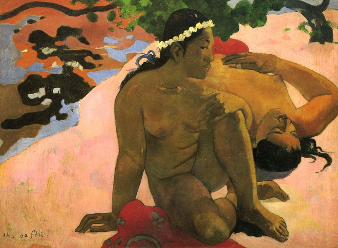 Paul Gauguin, Aha oé feii ?