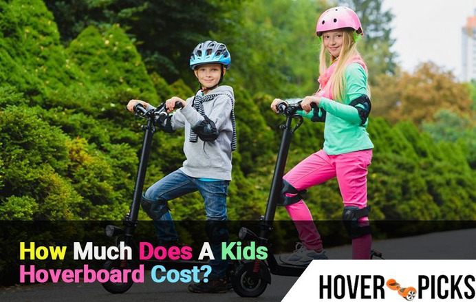 How Much Does A Kids Hoverboard Cost?