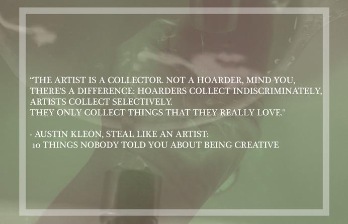 Austin Kleon #photography #design #quotes