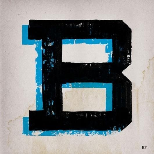 RyanFrease.com #lettering #vintage #grunge