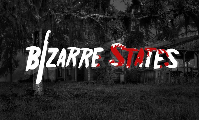 Designs of things I like, this one happens to be a podcast. #states #bizarre #nerdist #podcast #chobot #jessica