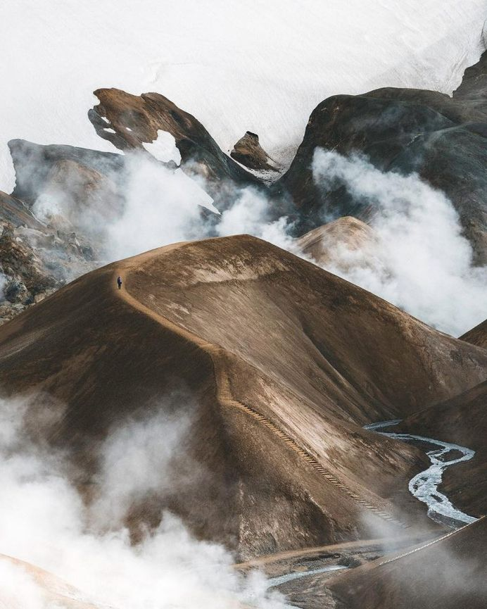 The Magnificent Landscape of Iceland by Niklas Söderlund