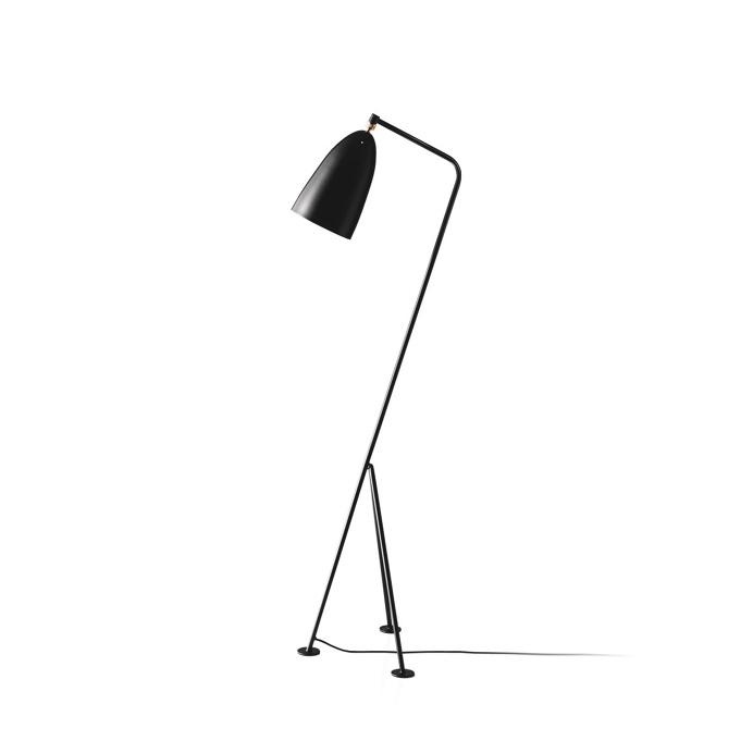 Grossman Gräshoppa Floor Lamp by Greta M. Grossman for Gubi. #grossman #gretamgrossman #gubi #floorlamp #minimal