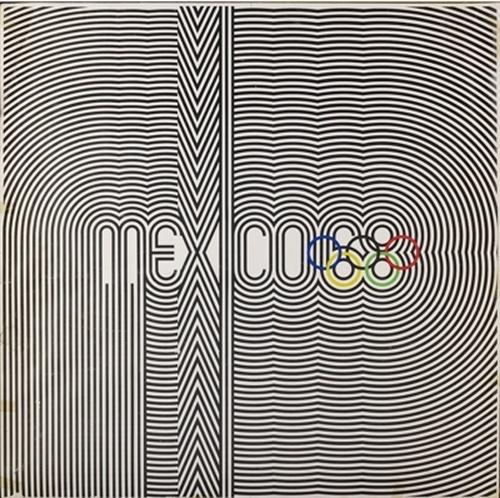 1968mexico_400x398.jpg 500×498 pixels #olympic #mexico #1968
