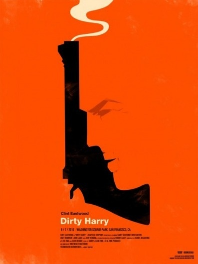 Chad's Eye View #movie #harry #graphic #poster #dirty