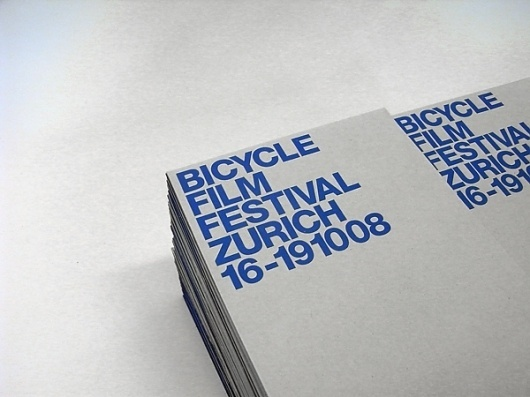 Pascal Alexander #print #festival #bicycle #film