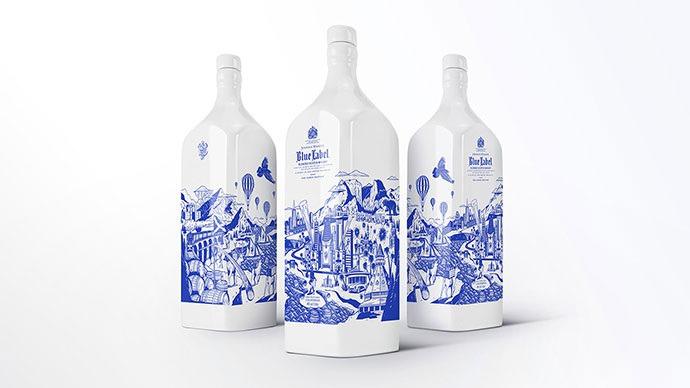 California Willow Bottles | JOHNNIE WALKER