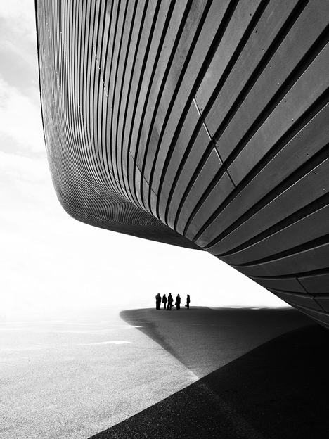 Luke Hayes photography in The Changing Room at Dezeen Super Store #architecture