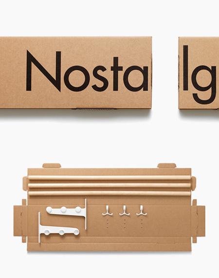 packaging essem design nostalgi #package