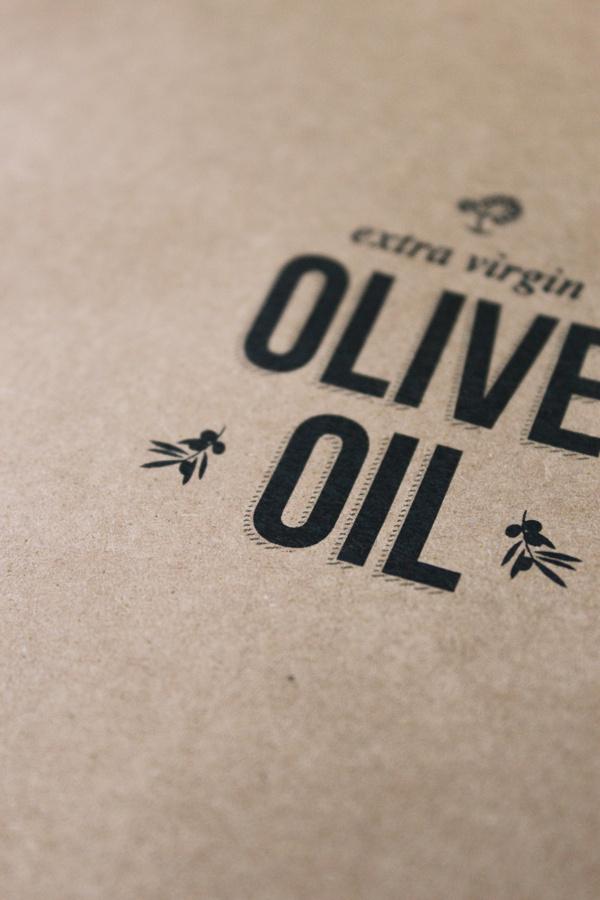 Olive Oil for Piscopo Gardens #malta #branding #packaging #brown #stevesandco #type #oliveoil #paper #oil