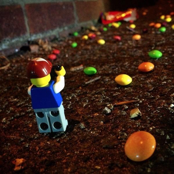The Legographer 8 #miniature #photography #lego #photographer