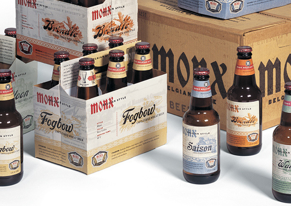 Cartons and Bottles #beer #carrier #packaging #6 #mint #usa #pack #carton