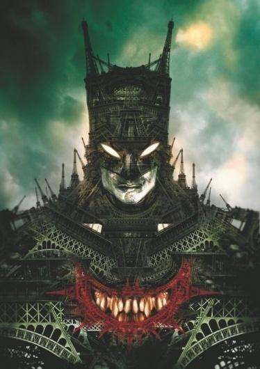 tumblr_lhl9x8bmmt1qz9b3ko1_500.jpg (JPEG Image, 495x700 pixels) #paris #france #batman #joker #comics