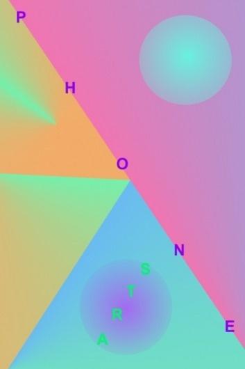 BLOC318 - phoneasmedium: 0016 #poster