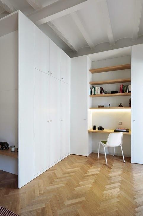 Salva Apartment by Georg Kayser #interior #design #bedroom