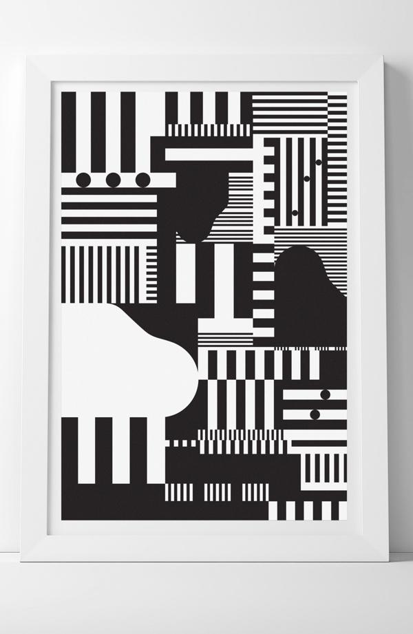 MOLTO PIANO - Jazz en rafale 2014 on Behance #poster