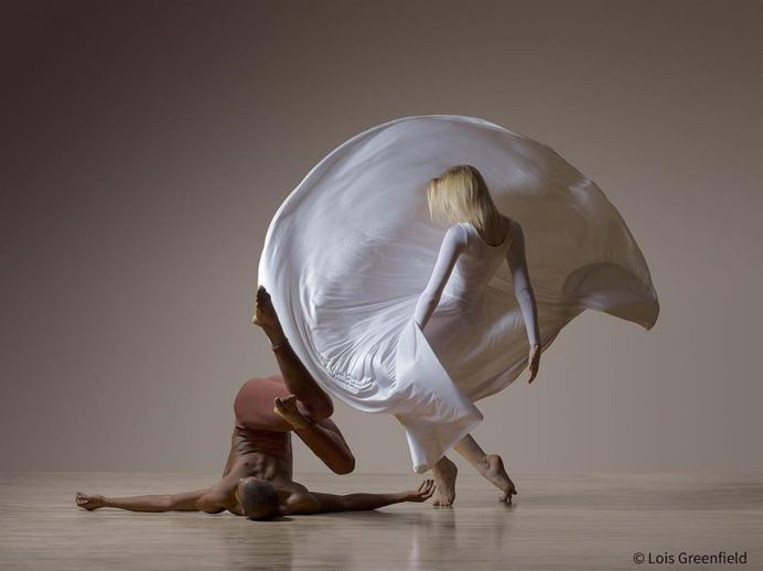 Spectacular Photos of Dancers in Motion by Lois Greenfield