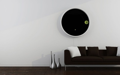 The Saturn Clock by Marko Vuckovic #clock #design