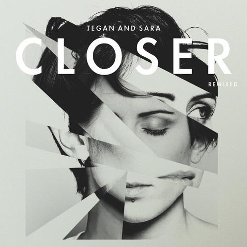 "Tegan And Sara – ""Closer (Yeasayer Remix)"" - Stereogum #photography #graphicdesign"