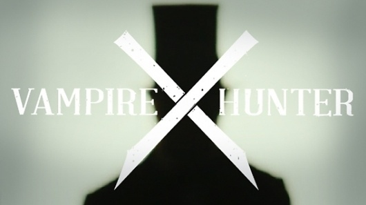 Typeset Design » Abraham Lincoln Vampire Hunter Rebrand #vampire #lincoln #hunter #rebranding #abraham #stakes #logo