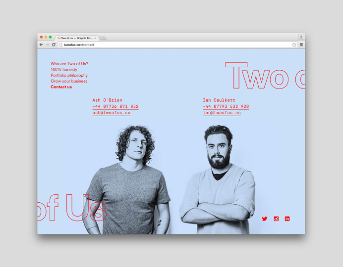 twoofus.co on Behance
