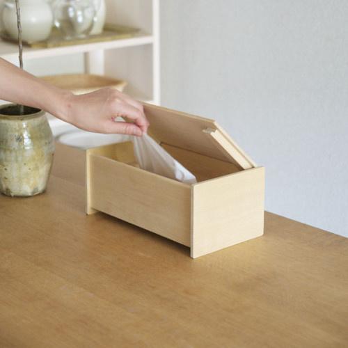 Toolbox in White by Oji & Design #tissue #design #box #minimal #minimalist
