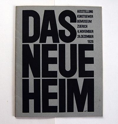 FFFFOUND!   felix - books • kienzle: das neue heim • wiedler.ch #cover #type #bold #book