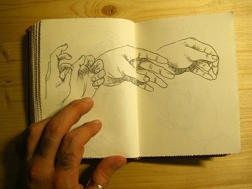 - Red book : riccardo guasco #illustration #drawing