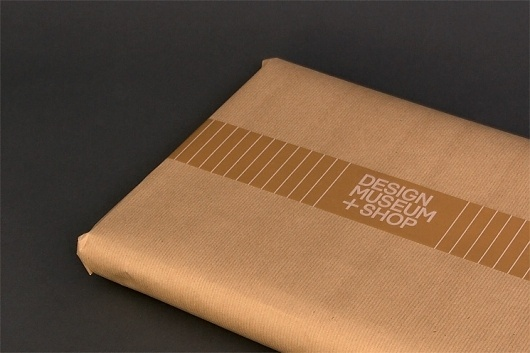 Spin — Design Museum Shop Identity #branding #museum #packaging #stationery #logo