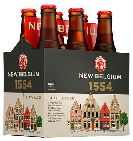 New Belgium 1554 #packaging #beer