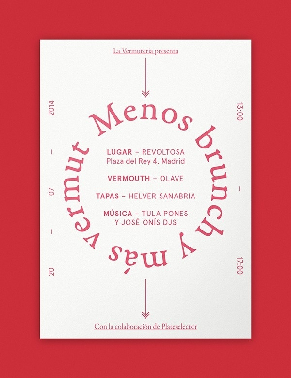 La Vermutería — Episode I on Behance #naranjo—etxeberria #diego #red #spain #vermut #pop #color #vermouth #tipography #etxeberria #paper #vermu #naranjo #la #up #poster #vermuteria #miguel #colour #naranjoetxeberria