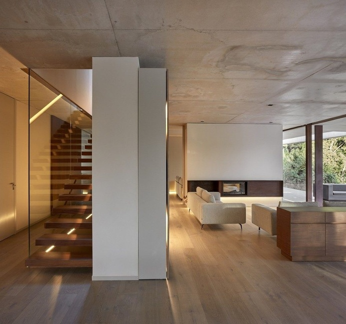 Pine Forest House by Ramon Esteve Studio 4