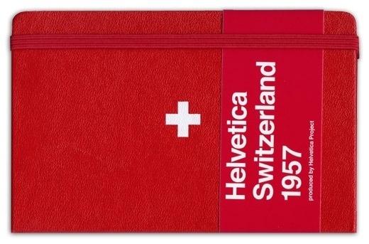 Helvetica Moleskin #moleskin #notebook #helvetica