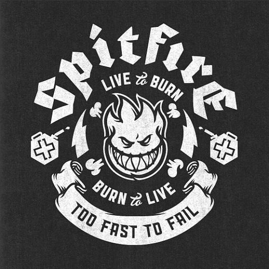 Kendrick Kidd #spitfire #tee