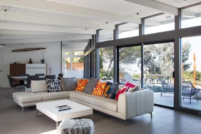 Mid-Century Modern View House