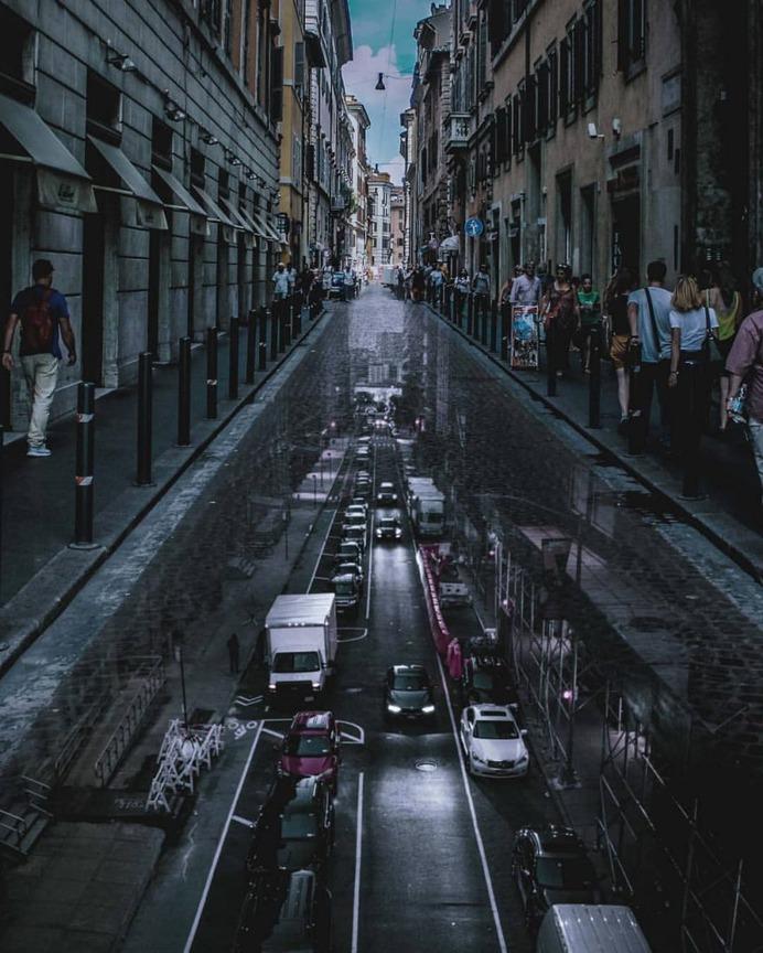 Dreamlike Photo Manipulations by Hansruedi Ramsauer