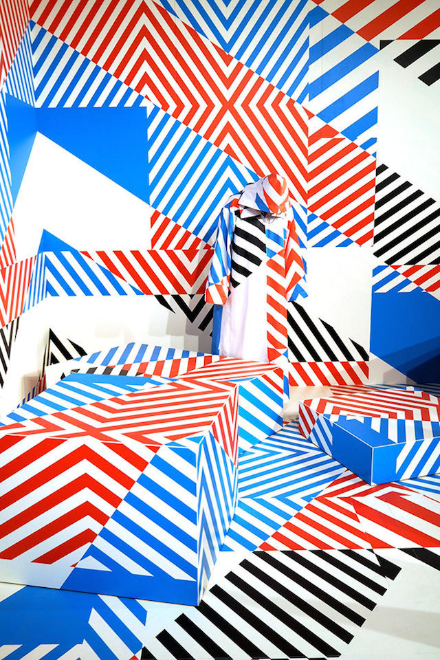 Colorful Street Art Installations by Maser-3 #installation #maser #art #street #colour