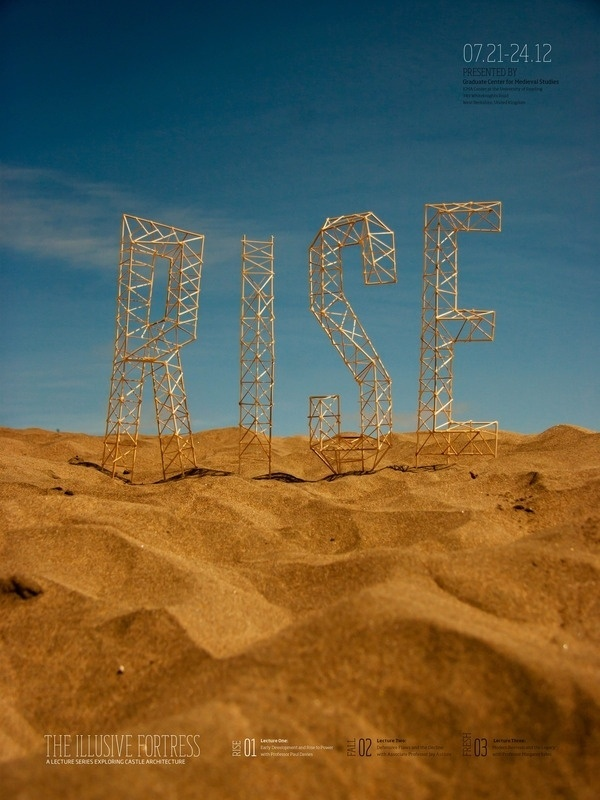 25 Inspirational Typographic Designs | From up North #reality #design #rise