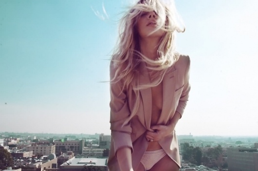 THE DAY AFTER YOU DIE #girl #city #photography #blonde #vintage #blazer