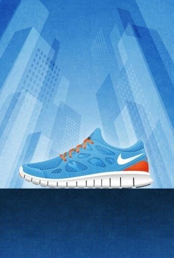 Matt Stevens // Creative Direction + Design - WORK BLOG - New Work: SneakerFreaker #illustration