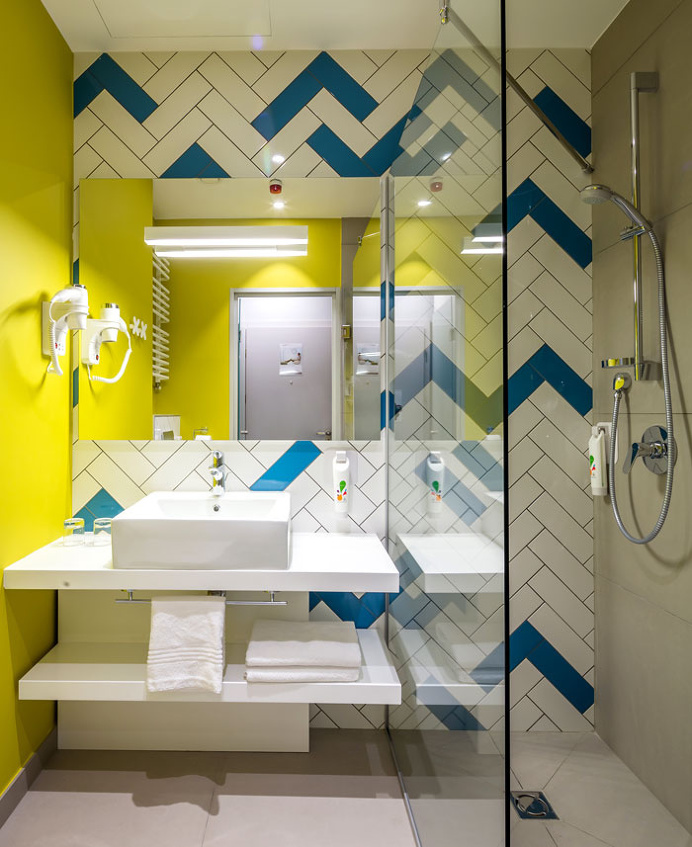 Ibis Styles Hotel by EC-5 Architects - #decor, #interior, #hotel