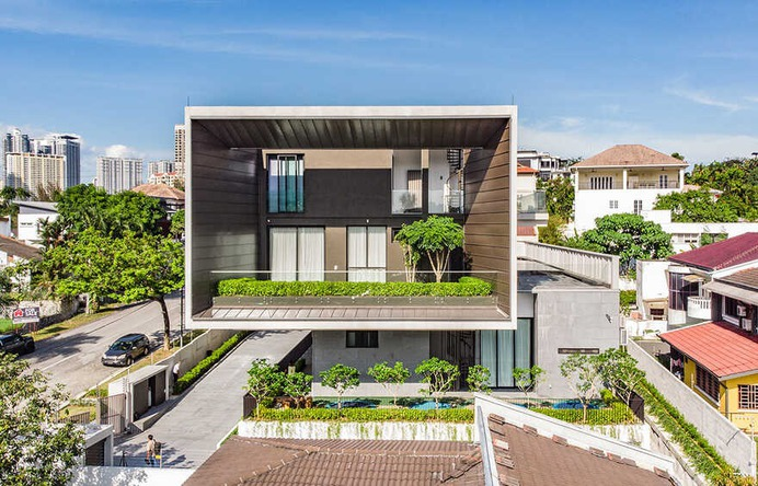 C House, Kuala Lumpur / Design Collective Architects