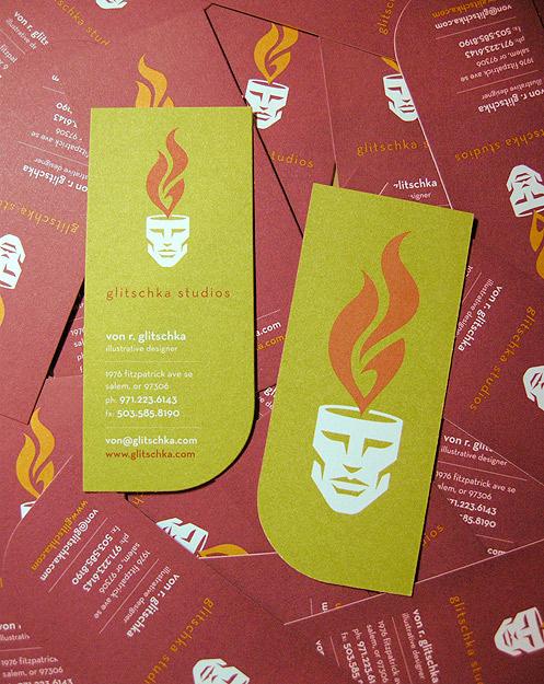 glitschka_studios #business #logo #card #branding