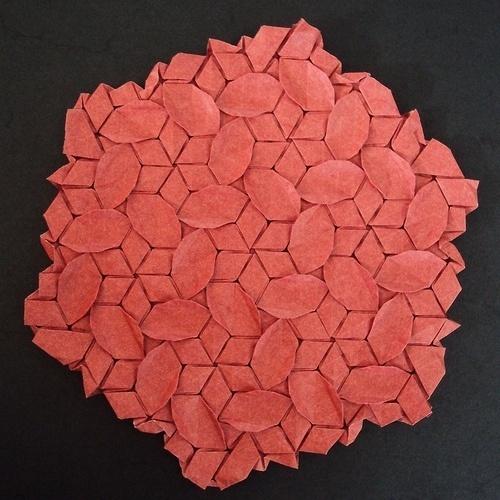 Origami Tessellations #origami #paper