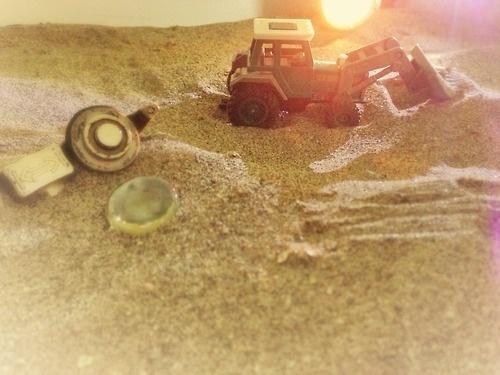 www.infectedgallery.com #vehicle #in #desert #work