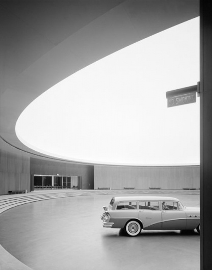 Exhibition: Photographs by Ezra Stoller | Daily Icon #white #black #photography #architecture #and