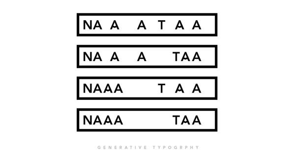 Nu206 #print #design #graphic #identity