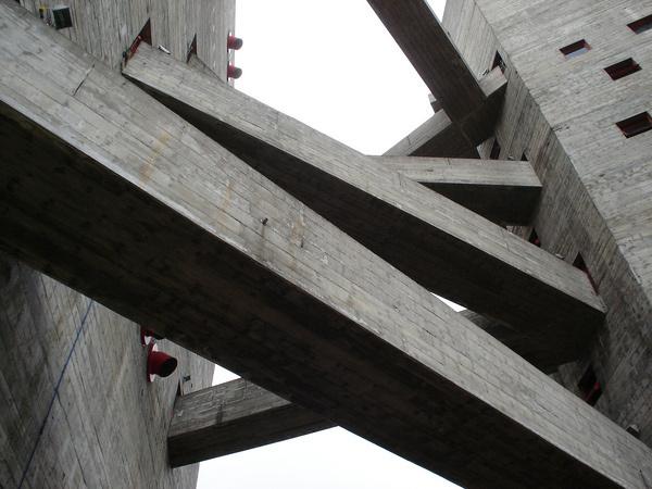 Lina Bo Bardi #brutalism #contrete #bardi #architecture #bo #lina